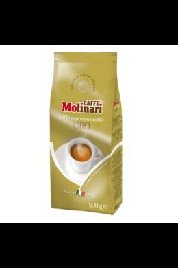 Molinari QUALITA Oro szemes kávé - 500 gr