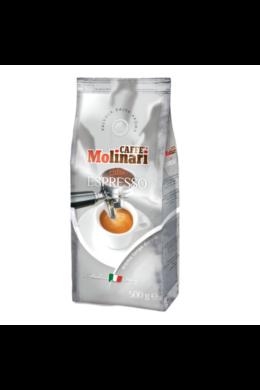 Molinari Espresso szemes kávé - 500 gr
