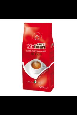 Molinari QUALITÁ Rossa szemes kávé - 500 gr