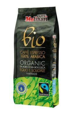 Molinari BIO ORGANIC & FAIRTRADE őrölt kávé - 250 gr