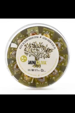 Alcalá extra szűz olívaolaj (10 x 14 ml)