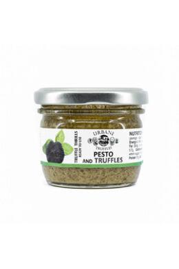 Pesto fekete szarvasgombával