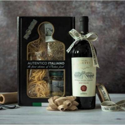 La Cena olasz gourmet ajándékcsomag
