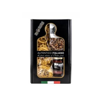 Gourmet pasta ajándékcsomag tagliatelle tésztával