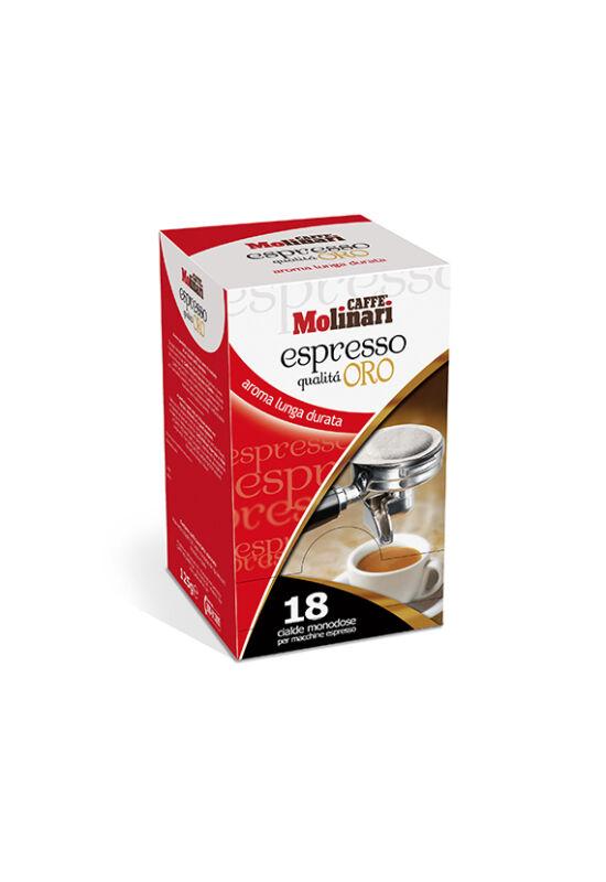 Molinari ORO kávépod - 150 db /doboz