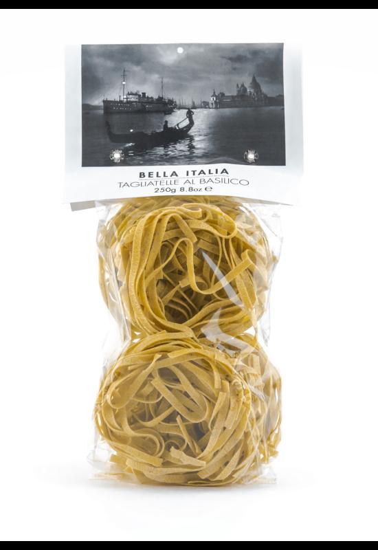 Bella Italia Bazsalikomos Tagliatelle (250 g)