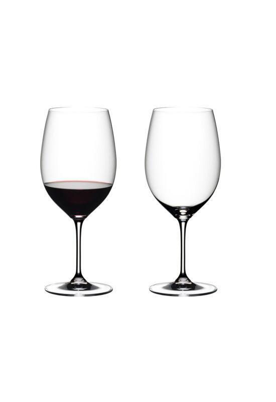 Riedel Vinum Bordeaux pohár (2 db)