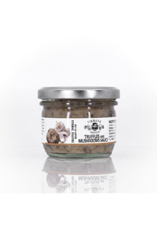 Csiperke salsa fehér szarvasgombával (100 g)