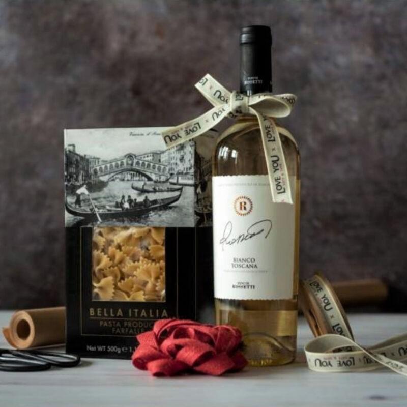 Velence Bianco olasz gourmet ajándékcsomag