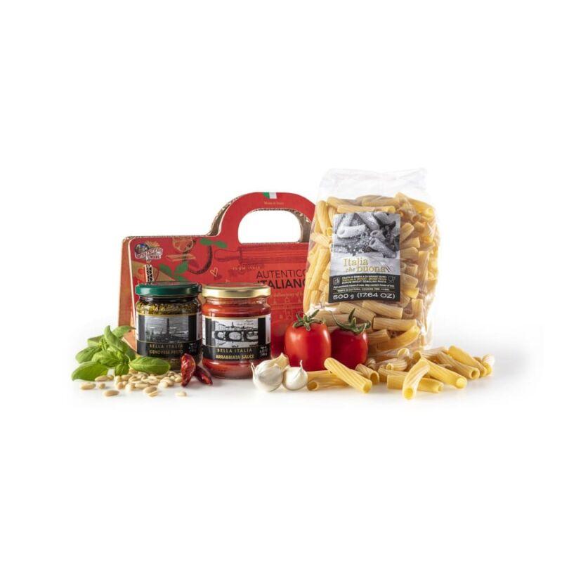 Baguette Rosso olasz gourmet ajándékcsomag