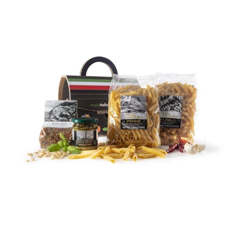 Bauletto Nero olasz gourmet ajándékcsomag