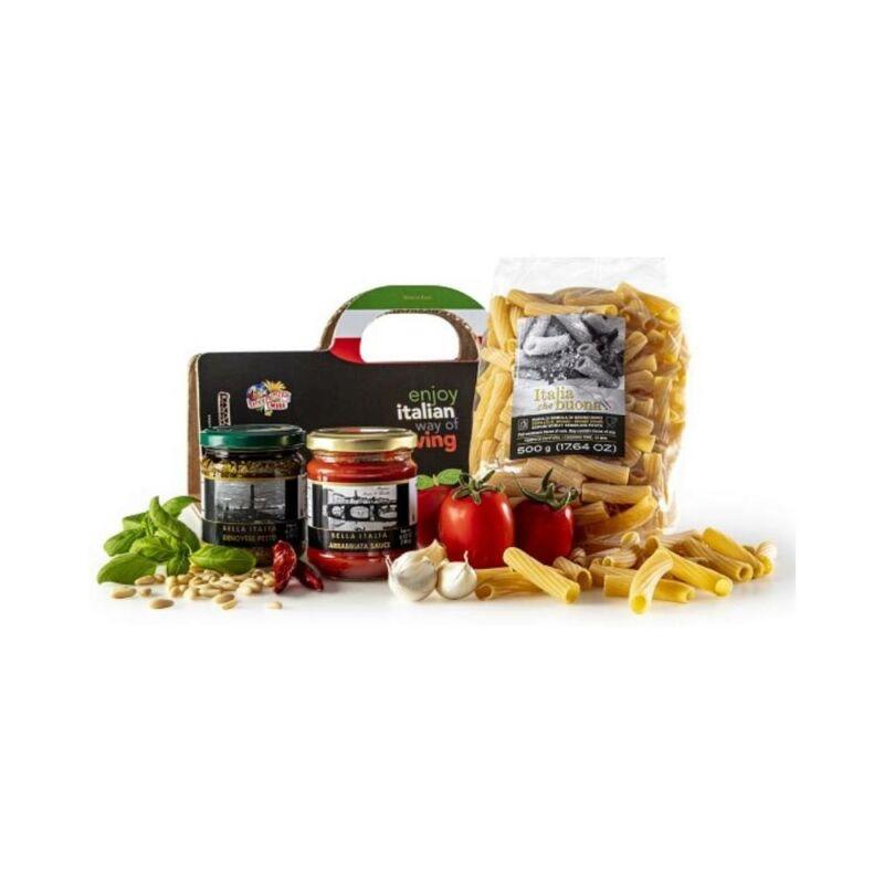 Baguette Nero olasz gourmet ajándékcsomag