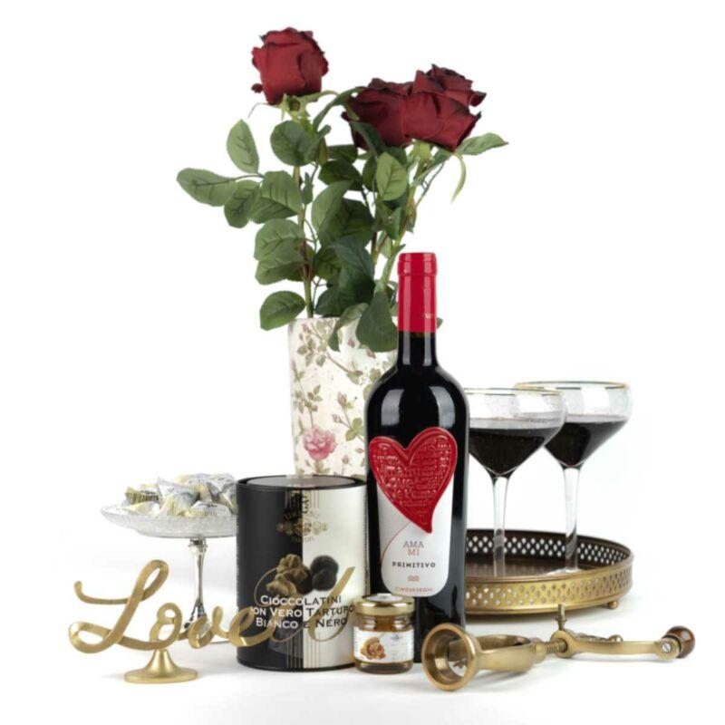 Amore Tartuffo Rosso e miele csomag