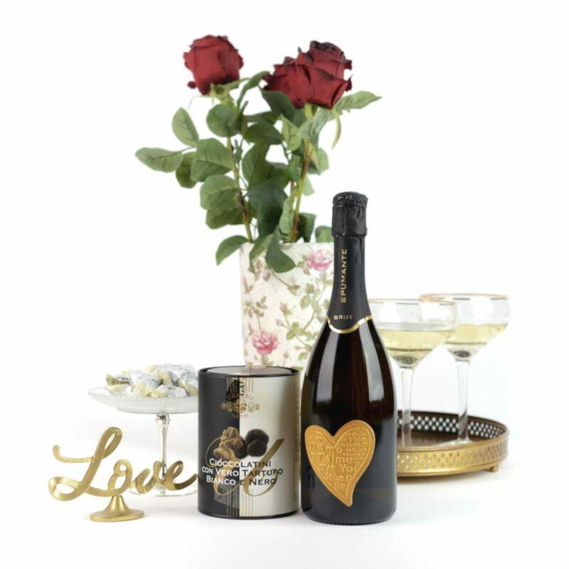 Amore Tartuffo Bianco csomag Valentin napra