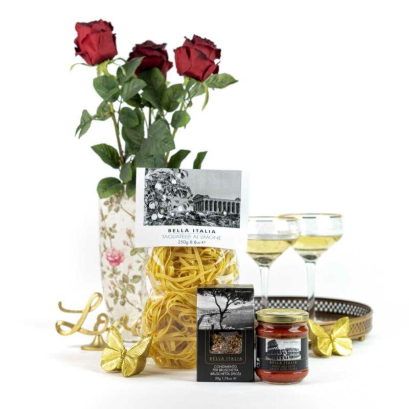 Amore Italiano al limone ajándékcsomag