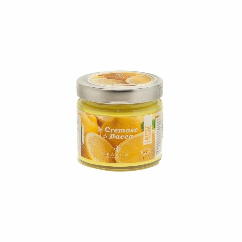 Bacco brontei citromkrém 90 g