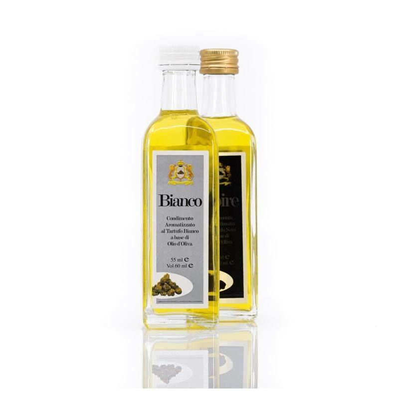 Olívaolaj fekete szarvasgombával  -  55 ml