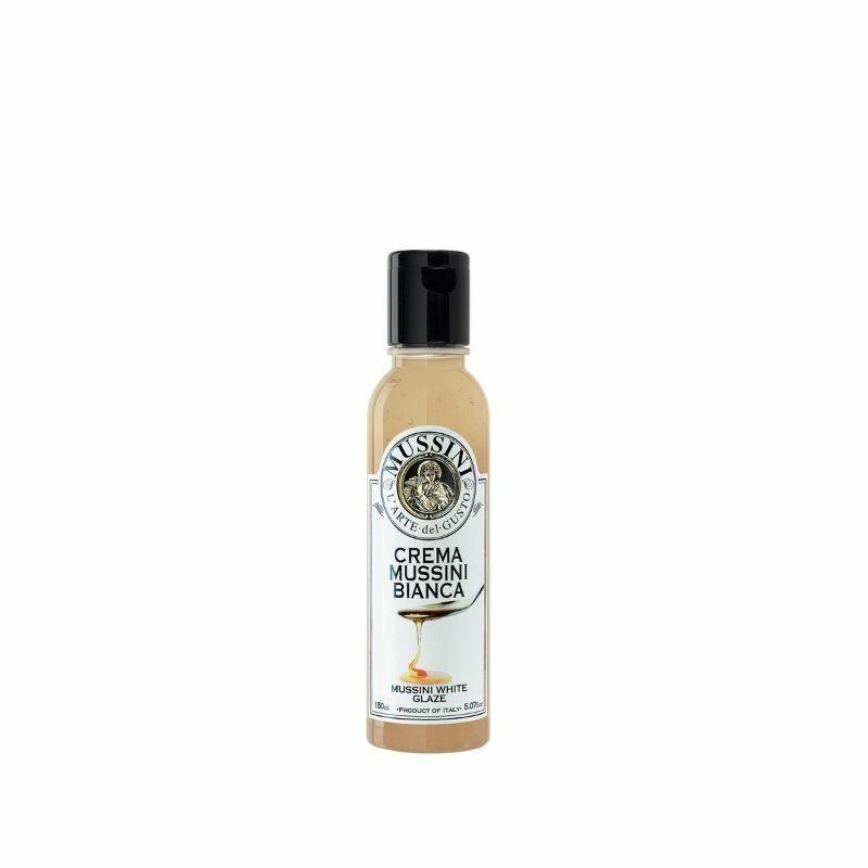 Mussini fehér szűz balzsamecet modena 150 ml