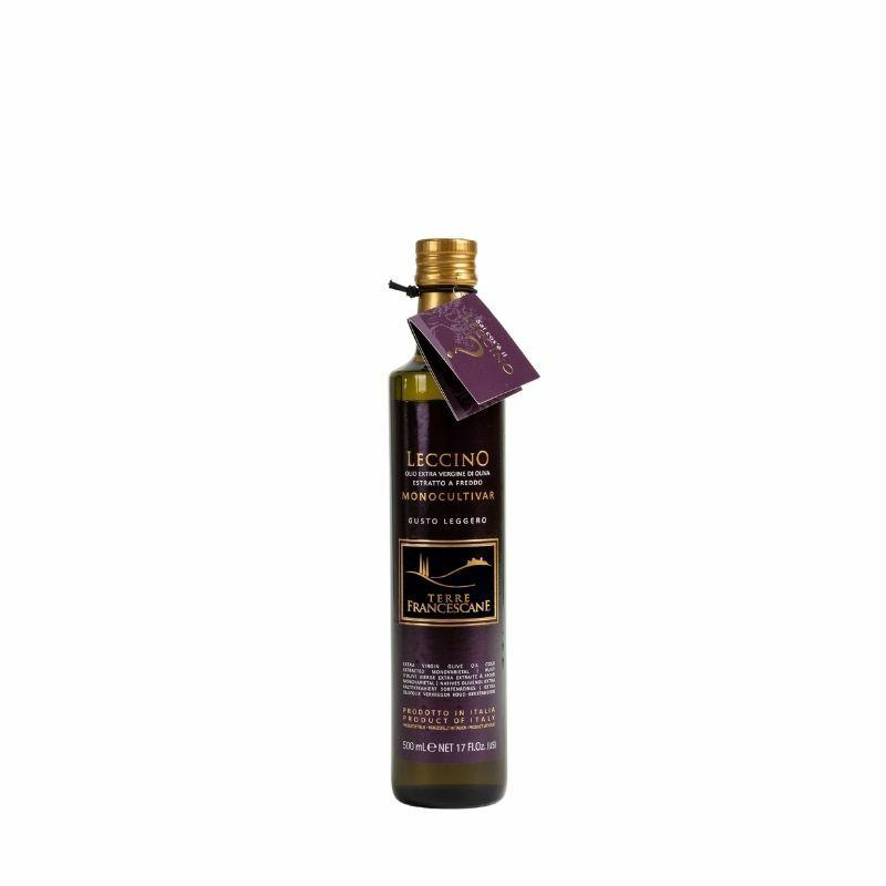 Terre Francescane Leccino olívaolaj 500 ml