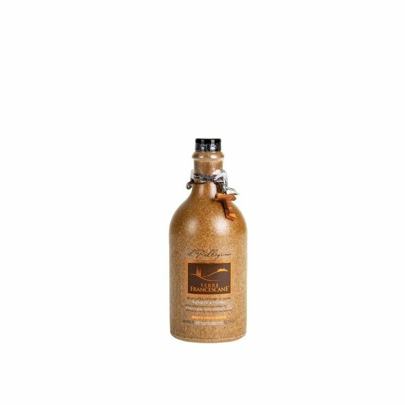 Terre Francescane zarándok olívaolaj 500 ml