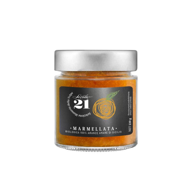 Secolo 21 keserű narancs lekvár 220g