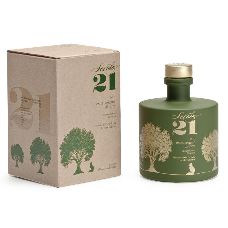 Secolo21 Moresca extraszűz olivaolaj