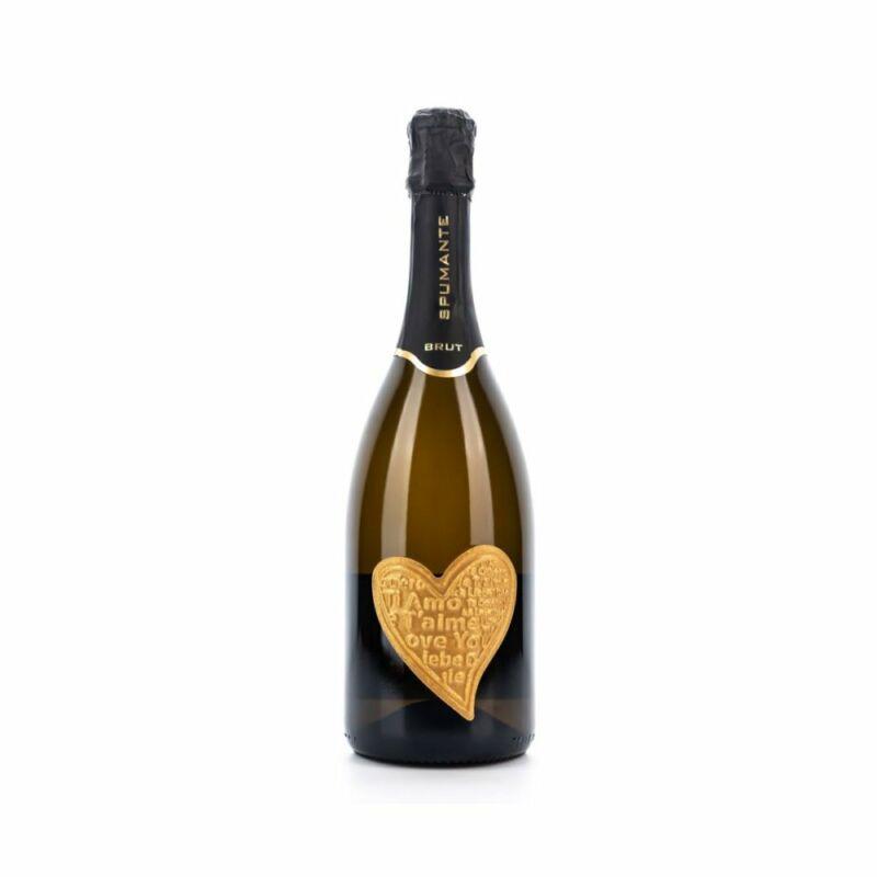 AMAMI - Spumante Brut pezsgő 0,75 l