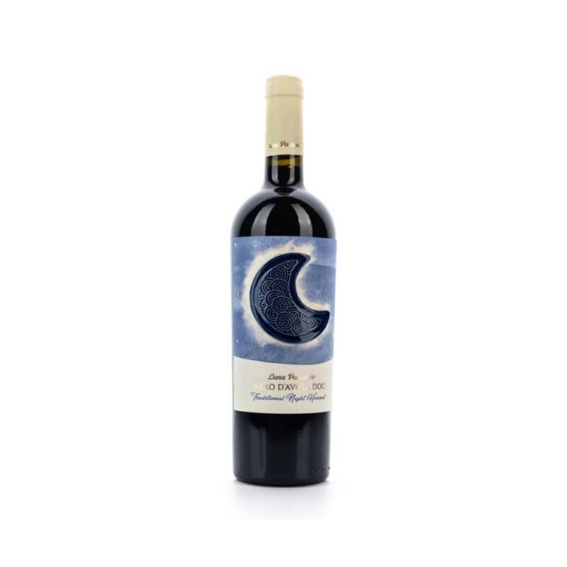 PASSANTE - Nero D'Avola DOC LUNA vörösbor 0,75 l