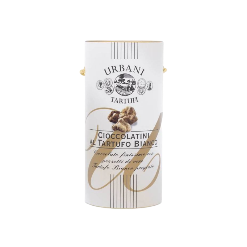 Fehér csokoládé fehér szarvasgombával 75 g