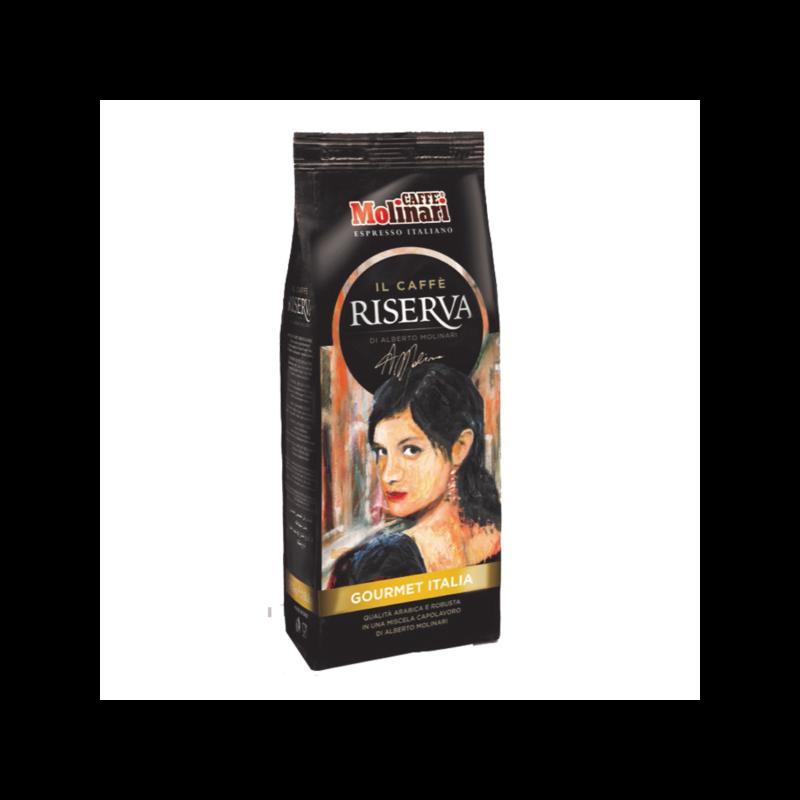 Molinari Riserva Gourmet Italia őrölt kávé 250 g