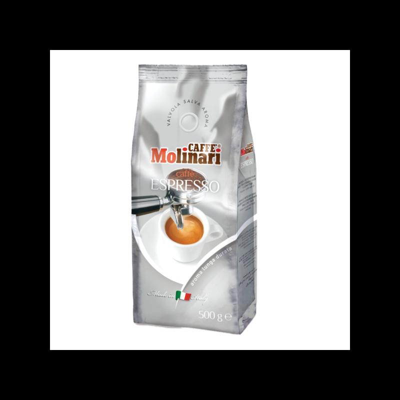 Molinari Espresso arabica/robuszta szemes kávé 500 g