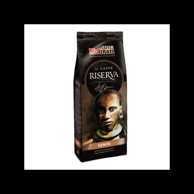 Molinari Riserva Kenya 100% Arabica szemes kávé 250 g
