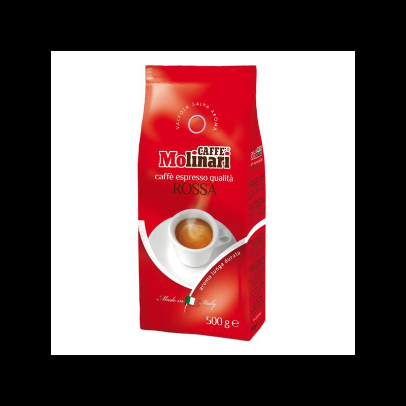 QUALITÁ Rossa szemes kávé 500 gr
