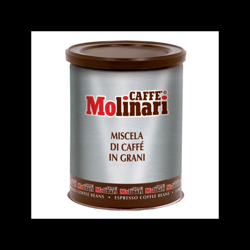CINQUE STELLE szemes kávé 250 gr Fémdobozos