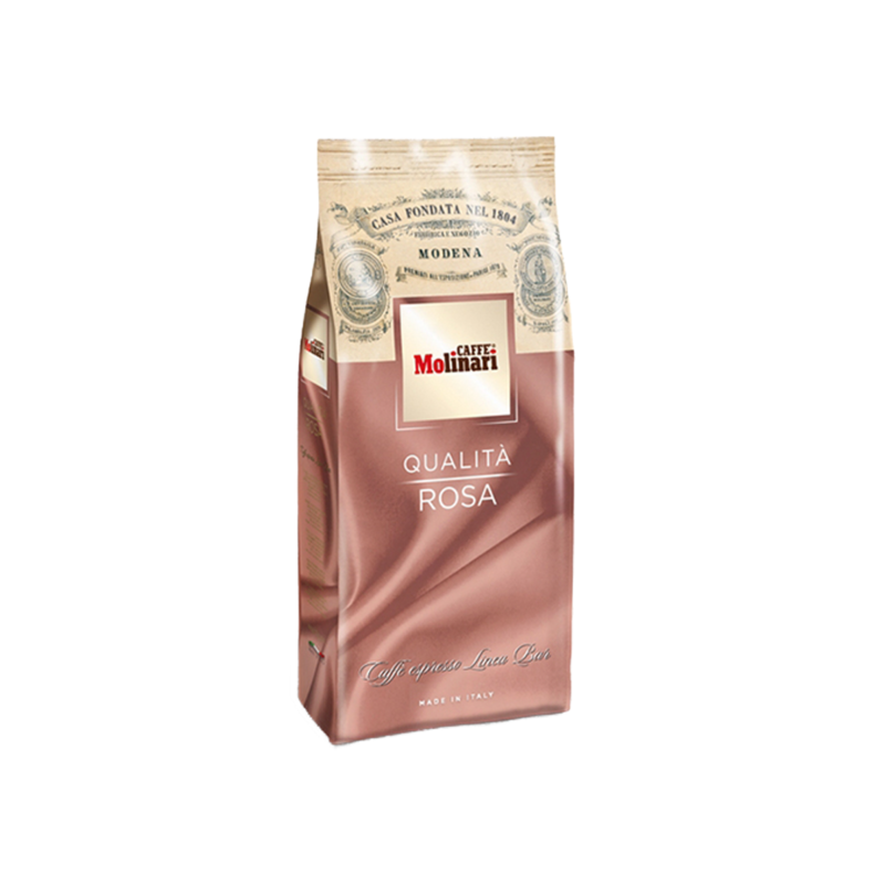 Molinari Qualitá Platino arabica/robuszta  szemes kávé 1 kg