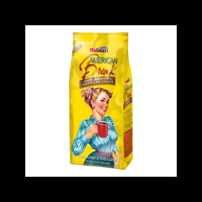 Molinari American Break americano őrölt kávé 1 kg