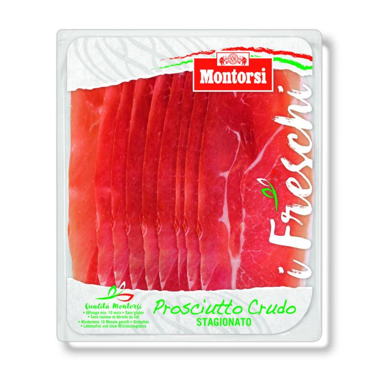 Negroni Prosciutto Crudo Stagionato szeletelt sonka 90 g