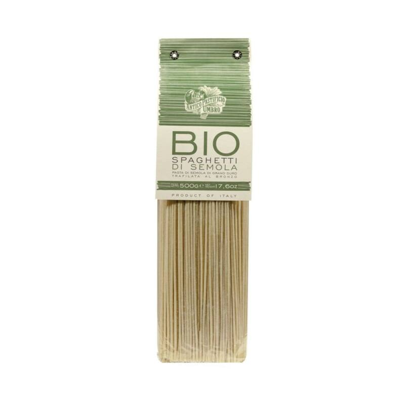 BIO durum spaghetti 500 gr