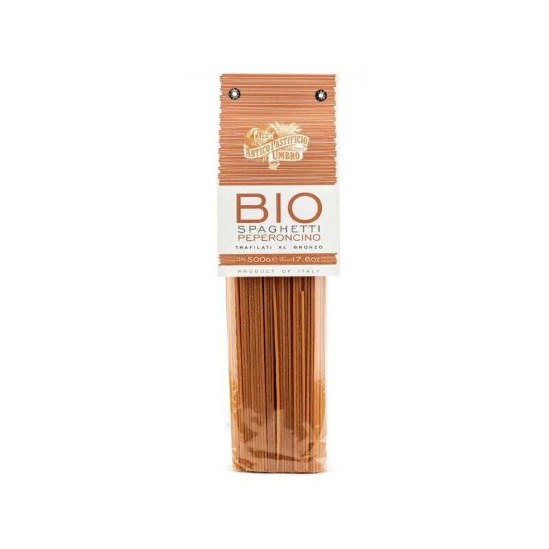 Bio spaghetti csípős tészta 500 g