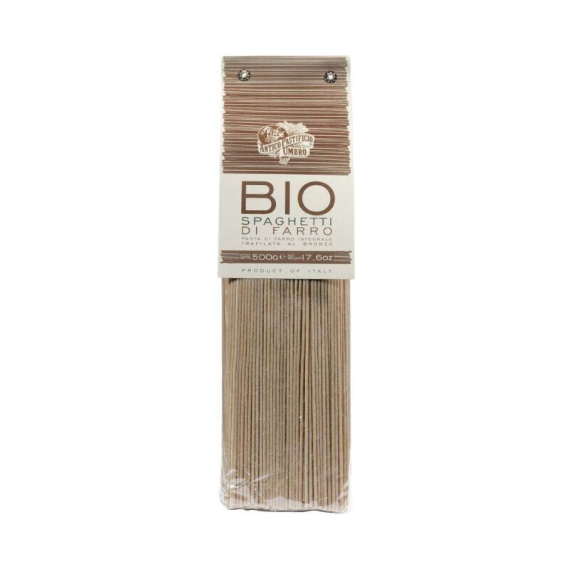 Bio teljes kiörlésű spaghetti tészta 500 g