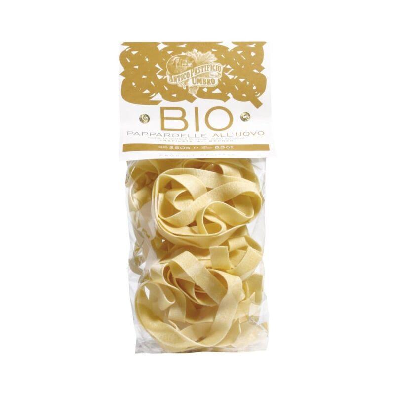 Bio tojásos pappardelle tészta 250 g
