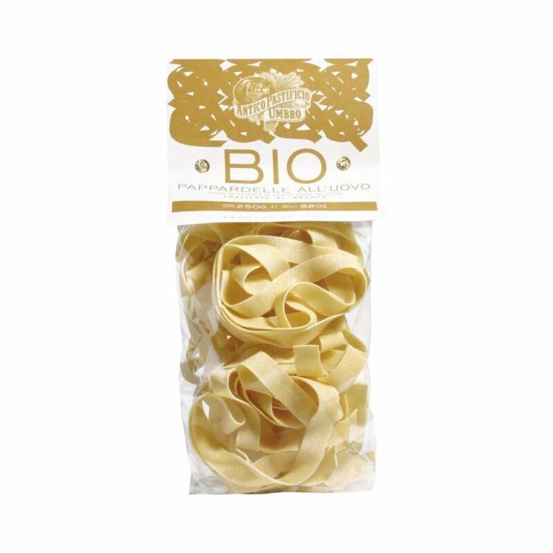 Bio tojásos pappardelle tészta 500 g
