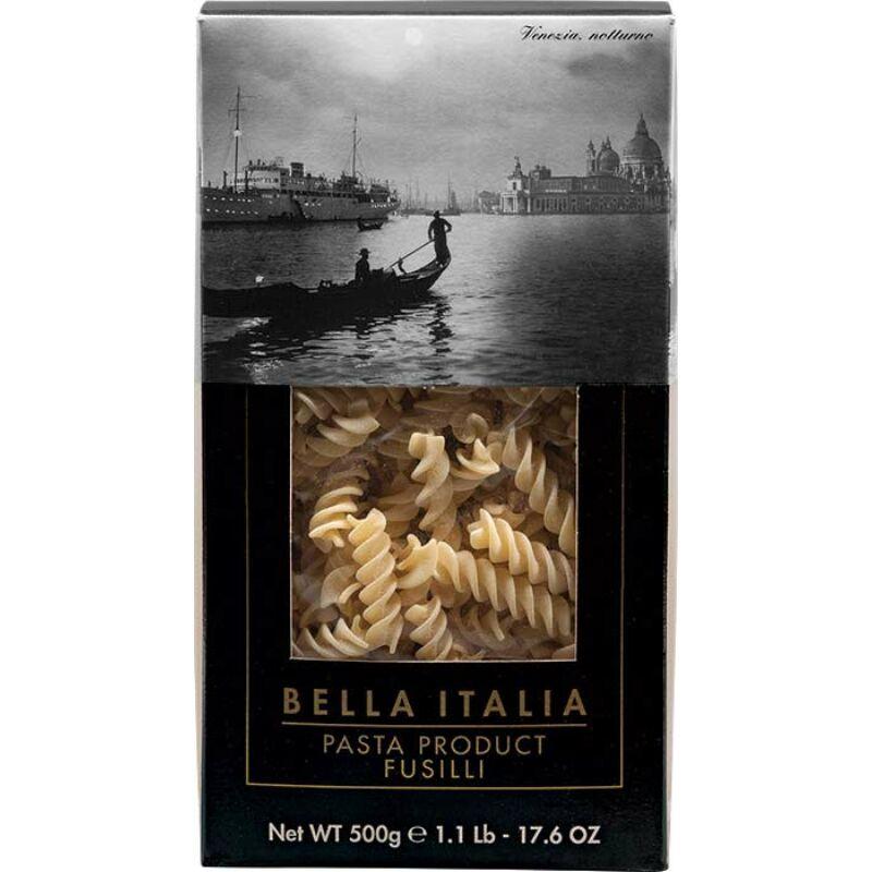 Bella Italia durum fusilli tészta 500g