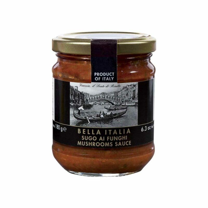 Bella Italia gombás, olasz paradicsomszósz 180 g