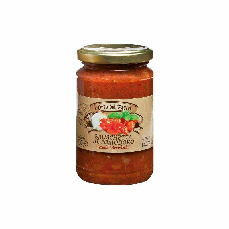 L'Orto dei Pastai bruschettaszósz 290 g