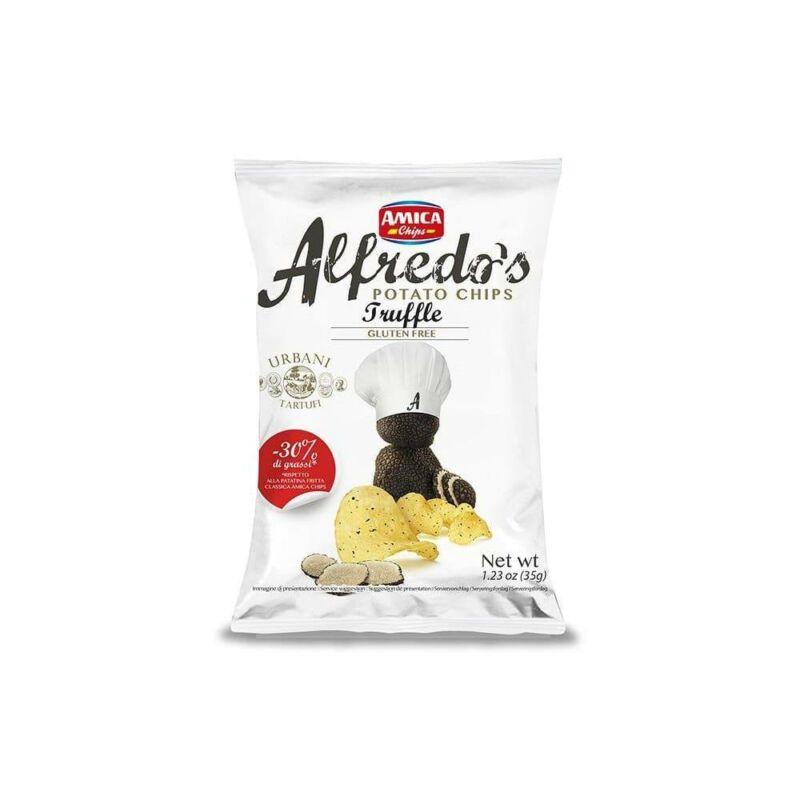 Szarvasgombás burgonya chips 100 g