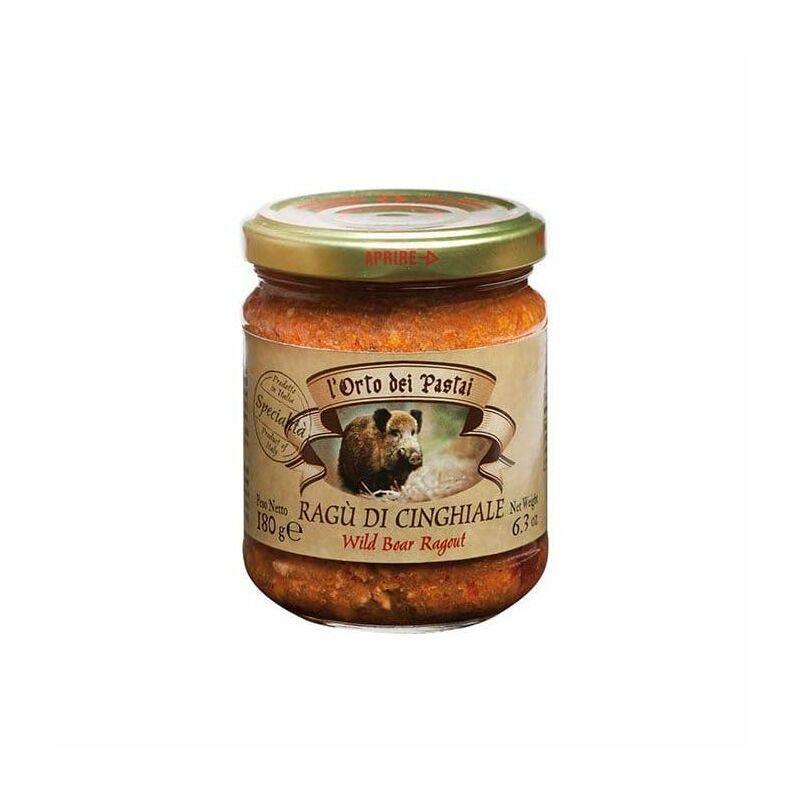L'Orto dei Pastai olasz, vaddisznó ragu 180 g