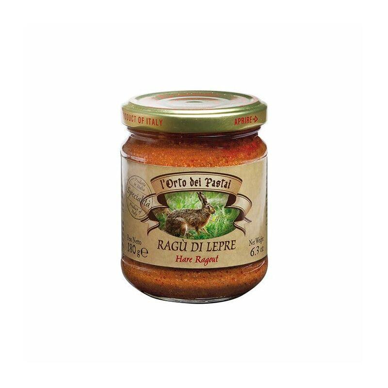 L'Orto dei Pastai nyúl ragu 180 g