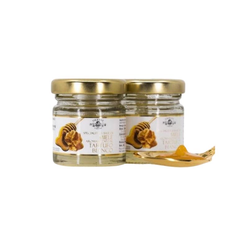 Fehér szarvasgombás méz 30 g