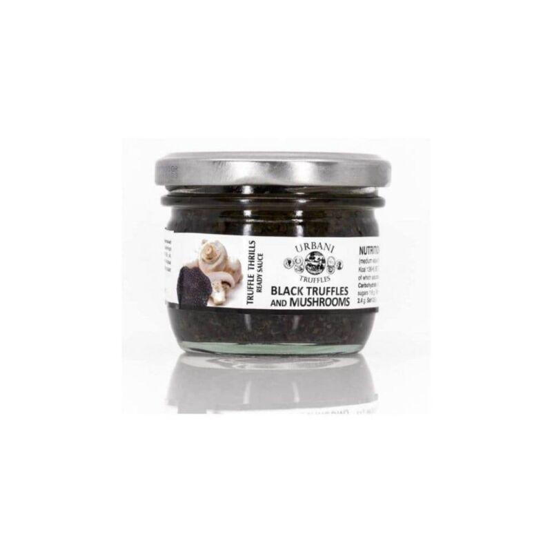 Csiperke salsa fekete szarvasgombával 100 g